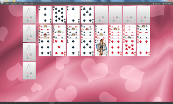 Free FreeCell Solitaire - Eight Off Solitaire